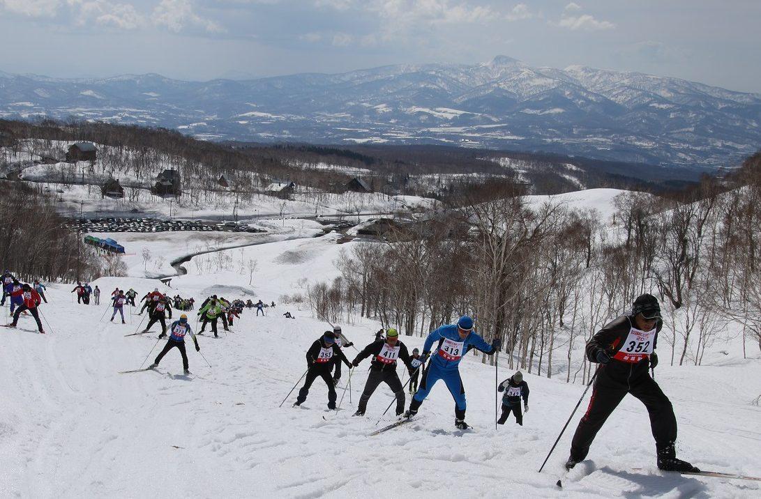 第36回 蘭越町ニセコ連峰歩くスキー大会